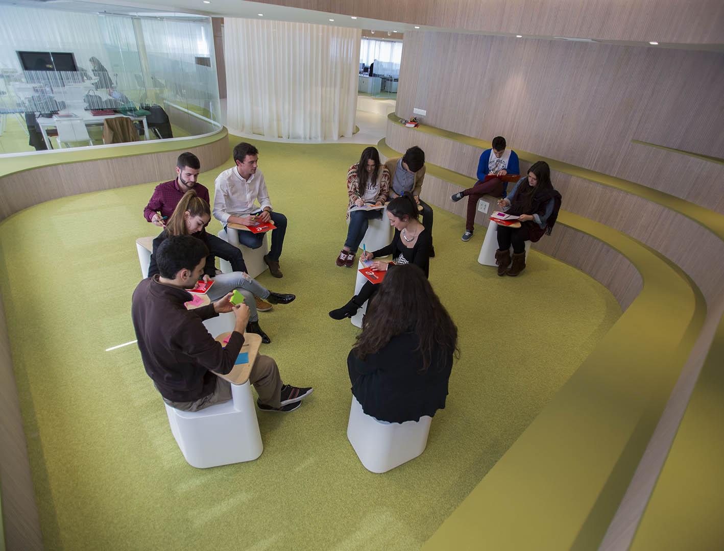 Coworking Centro Internacional Santander Emprendimiento
